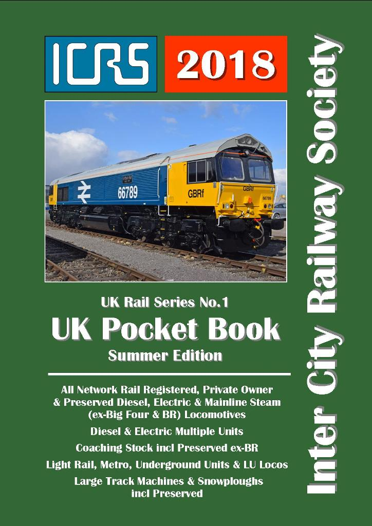 UKRS01 UK Pocket Book Summer Ed 2018