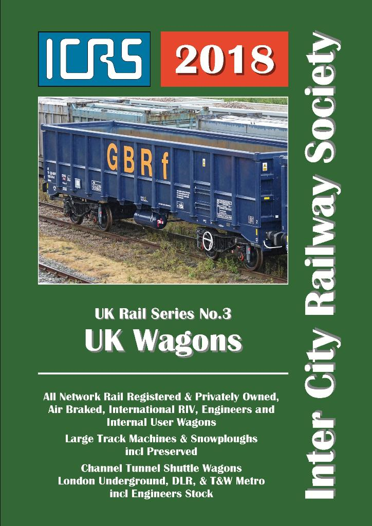 UKRS03 UK Wagons 2018