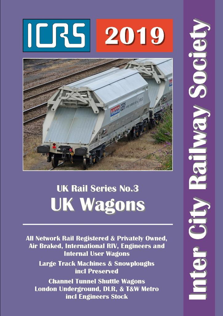 UKRS03 UK Wagons 2019